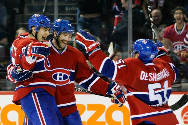 Montreal Canadiens: 6 Bright Spots in a Disappointing 2011-12 Season