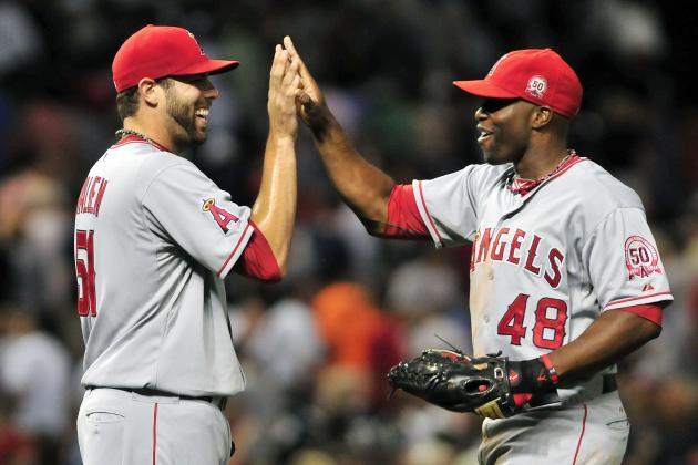 10 Angels Under the Most Pressure in 2012