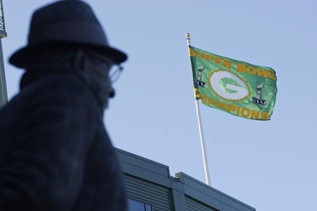 2012 NFL Draft: 4 Areas of Need for the Green Bay Packers