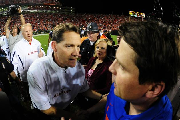 College Football's 15 Best Current Coaching Rivalries