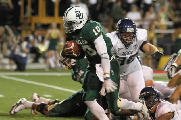 Baylor Football Recruiting: 2012's Needs by Position