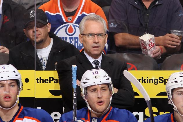 5 Candidates to Replace Edmonton Oilers Coach Tom Renney