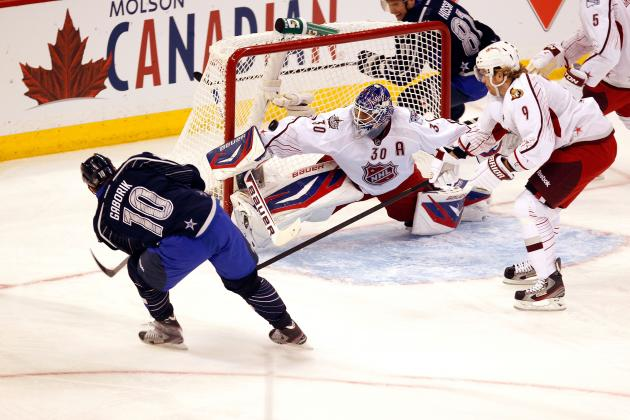 NHL All-Star Game 2012: Marian Gaborik and the 13 Hat Tricks of January