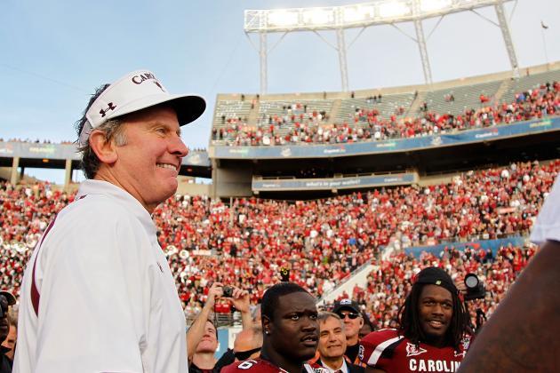 College Football Predictions: 5 Reasons South Carolina Will Shock SEC