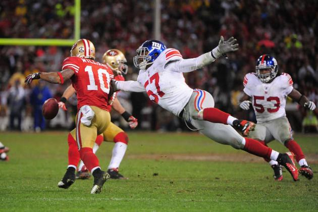 New York Giants' 10 Unsung Heroes of the 2011 Season