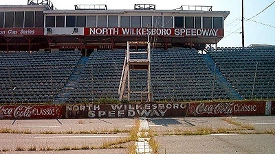 NASCAR: North Wilkesboro and Other Forgotten Tracks of the Sport