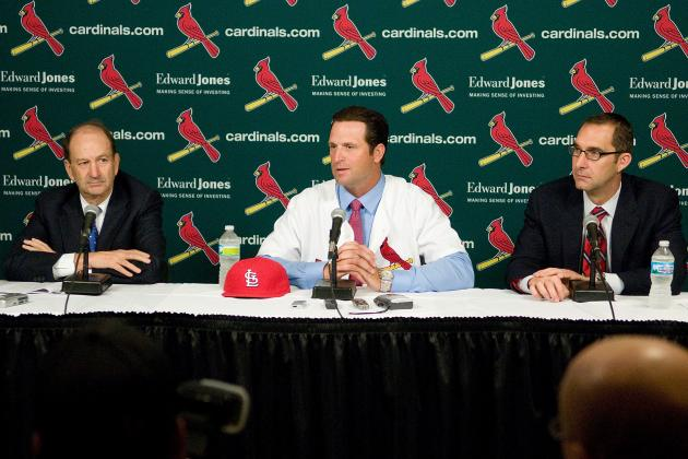 St. Louis Cardinals: 4 Reasons Cards Win NL Central in 2012