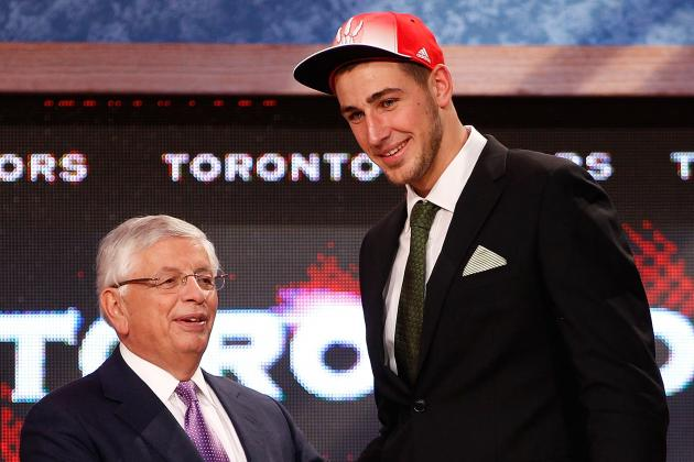 A Look Back at the Last 5 Raptors Draft Picks