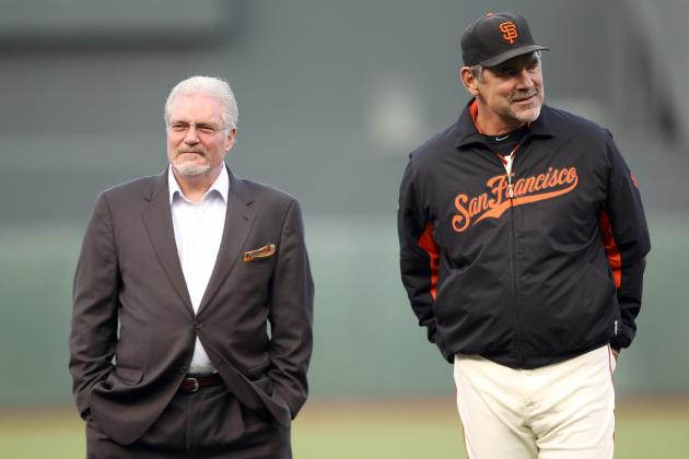 San Francisco Giants: Possible Extension Candidates