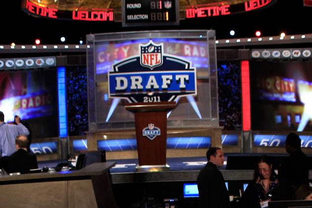 2012 NFL Draft: 4 Players Rising Up Draft Boards