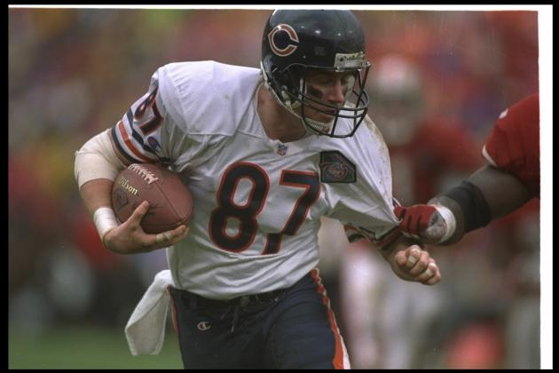 Chicago Bears: Leading Receiver for Each of the Last 25 Years