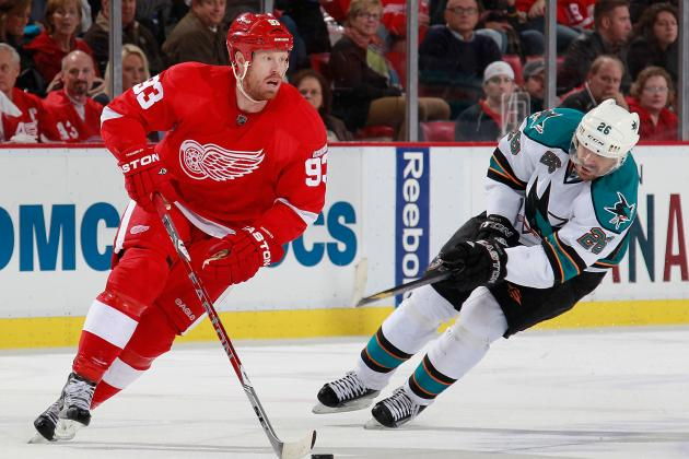 Detroit Red Wings: 10 Most Vicious Rivals in the NHL