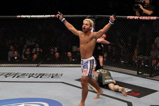 UFC 143 Fight Card: Josh Koscheck vs. Mike Pierce Breakdown
