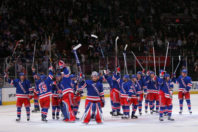 New York Rangers: 5 Things the Team Must Do This Half to Have a Strong Cup Run