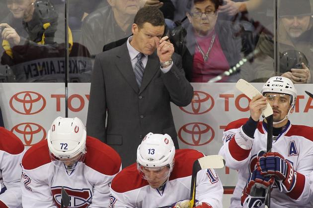 Montreal Canadiens: Top 5 Candidates to Replace Randy Cunneyworth as Head Coach