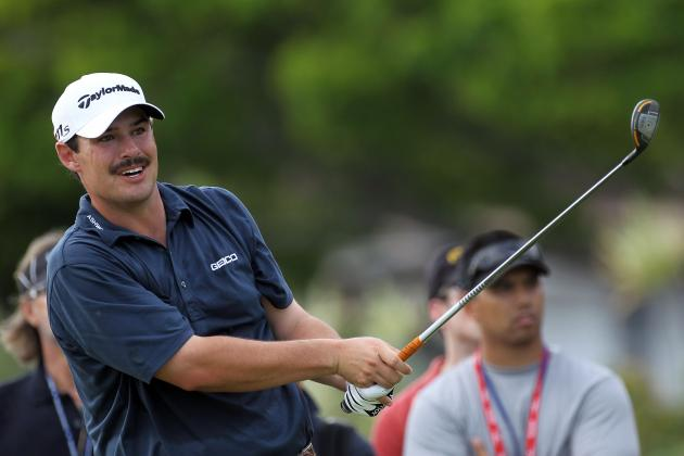 Johnson Wagner and the Best Mustachioed Golfers