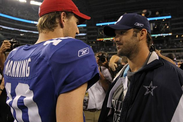 Tony Romo: 3 Things Eli Manning Has That Romo Lacks