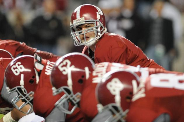 Alabama Recruiting 2012: Is This the Beginning of an SEC Air Raid?