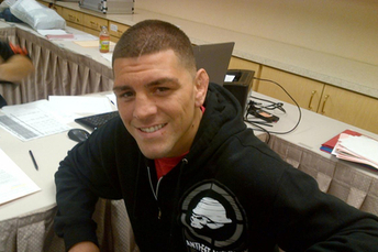 UFC 143: Nick Diaz's 10 Most Entertaining Moments