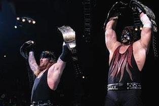 WWE Undercard Overhaul: DX vs. Kane/Undertaker Edition