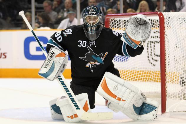 Antero Niittymaki: 8 Possible Destinations for the Sharks Netminder