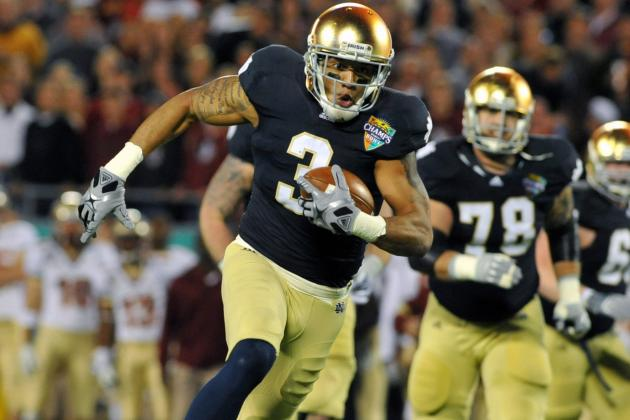 Notre Dame Football: 5 Signed Recruiting Targets the Irish Needed