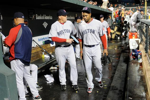 Boston Red Sox: 6 Signs That the Hangover Isn't over
