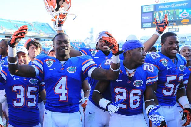 Florida Football: 5 Recruits Who Will Be Key in 2012