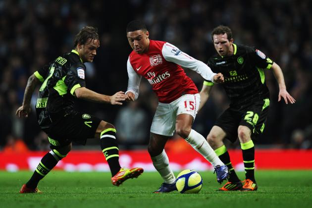 10 Reasons Alex Oxlade-Chamberlain Will Be an Arsenal Legend