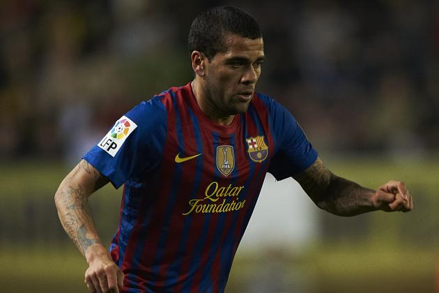 Where Does Dani Alves' Blast Rank Amongst Prettiest El Clasico Goals?