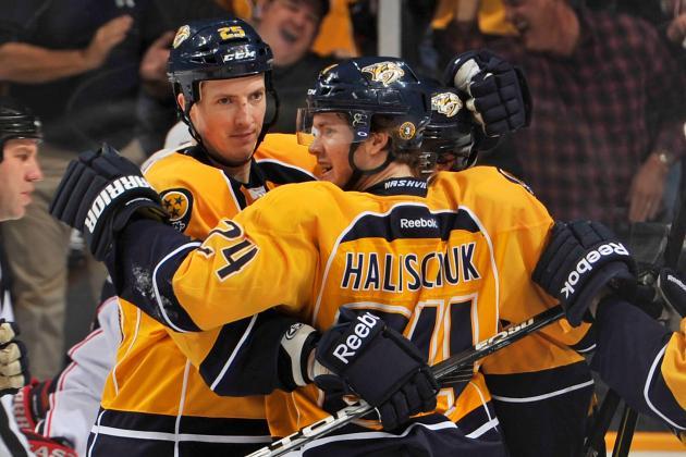 NHL Trade Rumors: 5 Deals That Could Spark the Nashville Predators