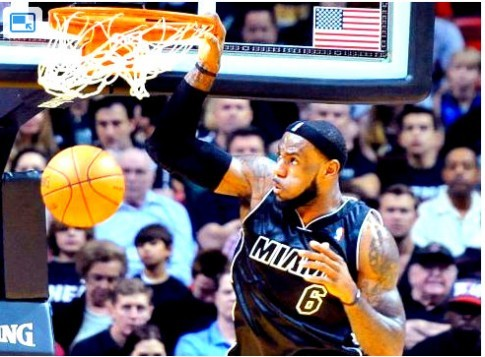 The 10 Most Freakishly Athletic Players in the NBA