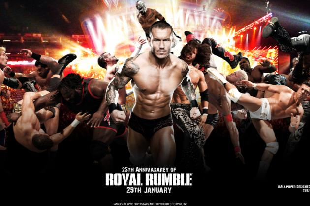 WWE Royal Rumble 2012 Results: 7 Superstars Who Should Have Been in the Rumble