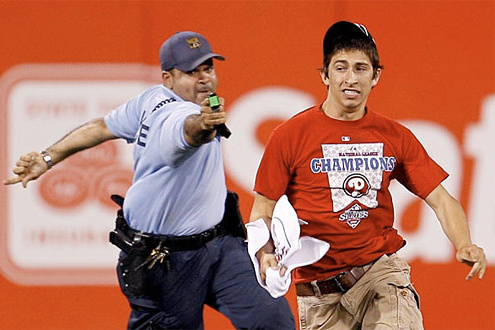 The Craziest Sports Fans Ever