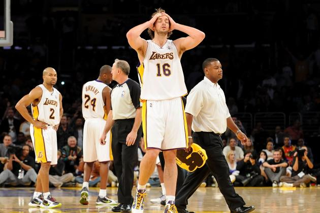 Los Angeles Lakers: 4 Ways Mike Brown Can Keep Pau Gasol Happy