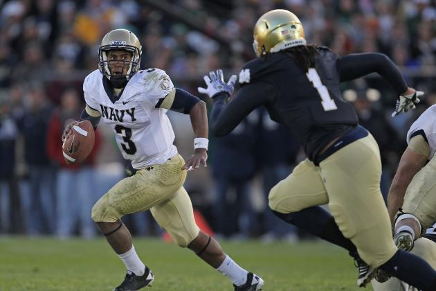 Notre Dame Football: 5 Guys Who Will Get Serious Playing Time in 2012