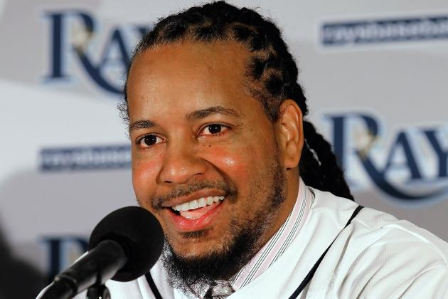 MLB Free Agency: Ranking the AL Teams' Odds of Signing Manny Ramirez
