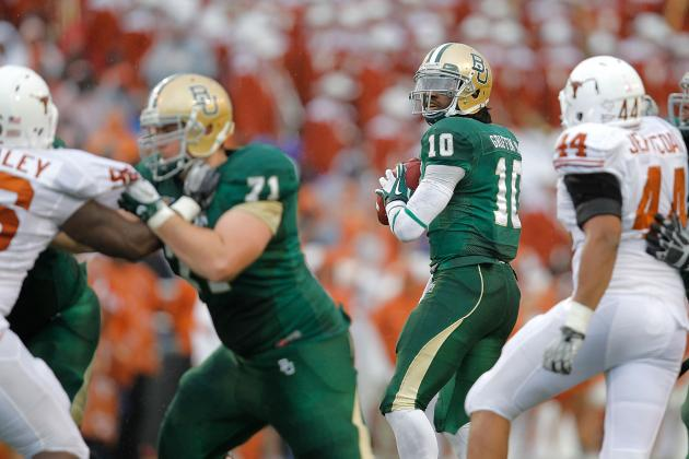 Baylor Football Recruiting: 2012's Recruiting Class after National Signing Day