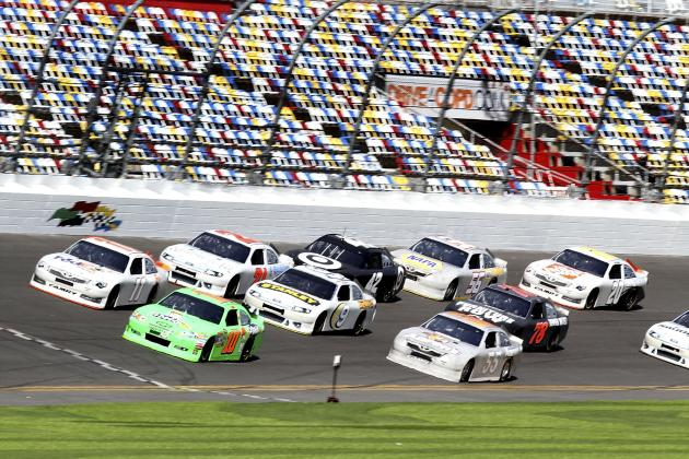 NASCAR Sprint Cup Driver Changes: Where Your Driver Will Be for 2012