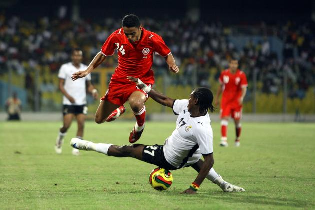 Africa Cup of Nations: Previewing All 4 Quarterfinal Matches