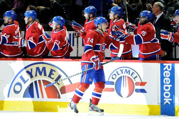 7 Easy Steps to Get the Montreal Canadiens Back on Track for 2012-13