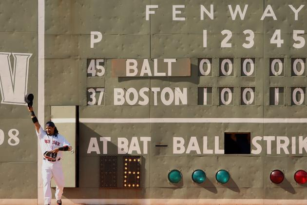 Boston Red Sox: Manny Ramirez and 10 Craziest 'Roller Coaster' Careers Ever