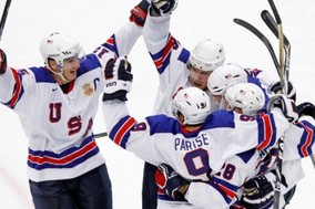 Projected U.S. 2014 Olympic Hockey Roster