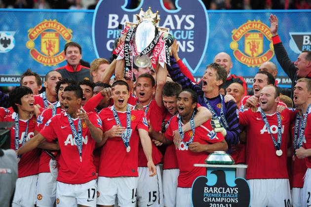 English Premier League: Predictions for the 2011-12 Premier League Run-in