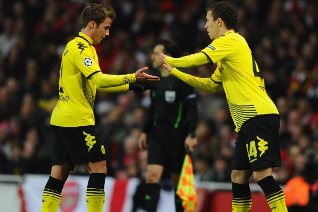 Borussia Dortmund: 5 Reasons They Will Take All 3 Points Against Nuremberg