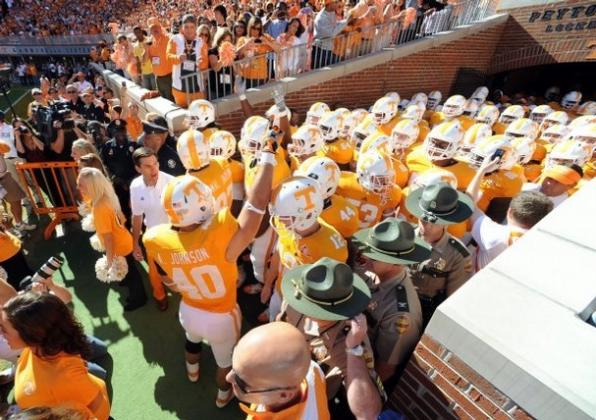 Tennessee Volunteers Football: Complete Projection of the 2012 Starting Lineup