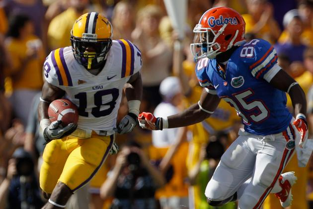 SEC Football Recruiting 2012: Better Class, Florida Gators or LSU Tigers?