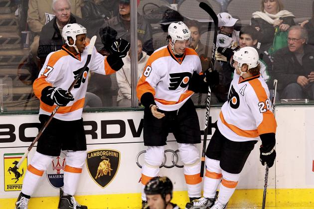 Philadelphia Flyers: 5 Players Who Must Step Up Right Now