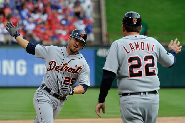 Ryan Raburn: Everyday 2B, 2012 AL All-Star?