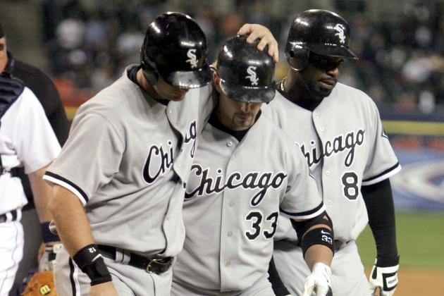 Chicago White Sox: Selecting the All-Decade Team 2002-2012